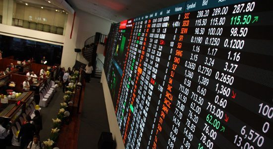 PH China Stocks Plunge
