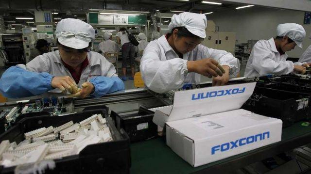 PEZA Foxconn