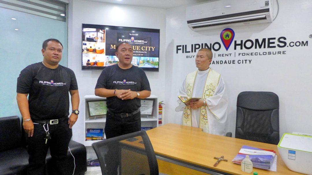 filipino homes opens new office in mandaue city tan frankum
